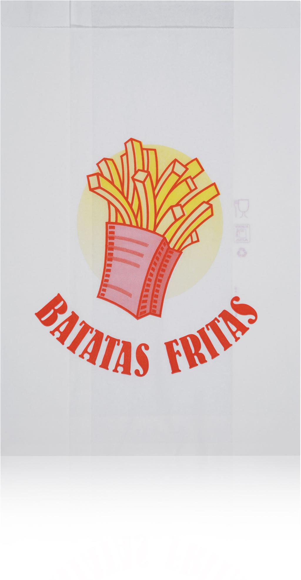 Linha Sacos Batatas Fritas