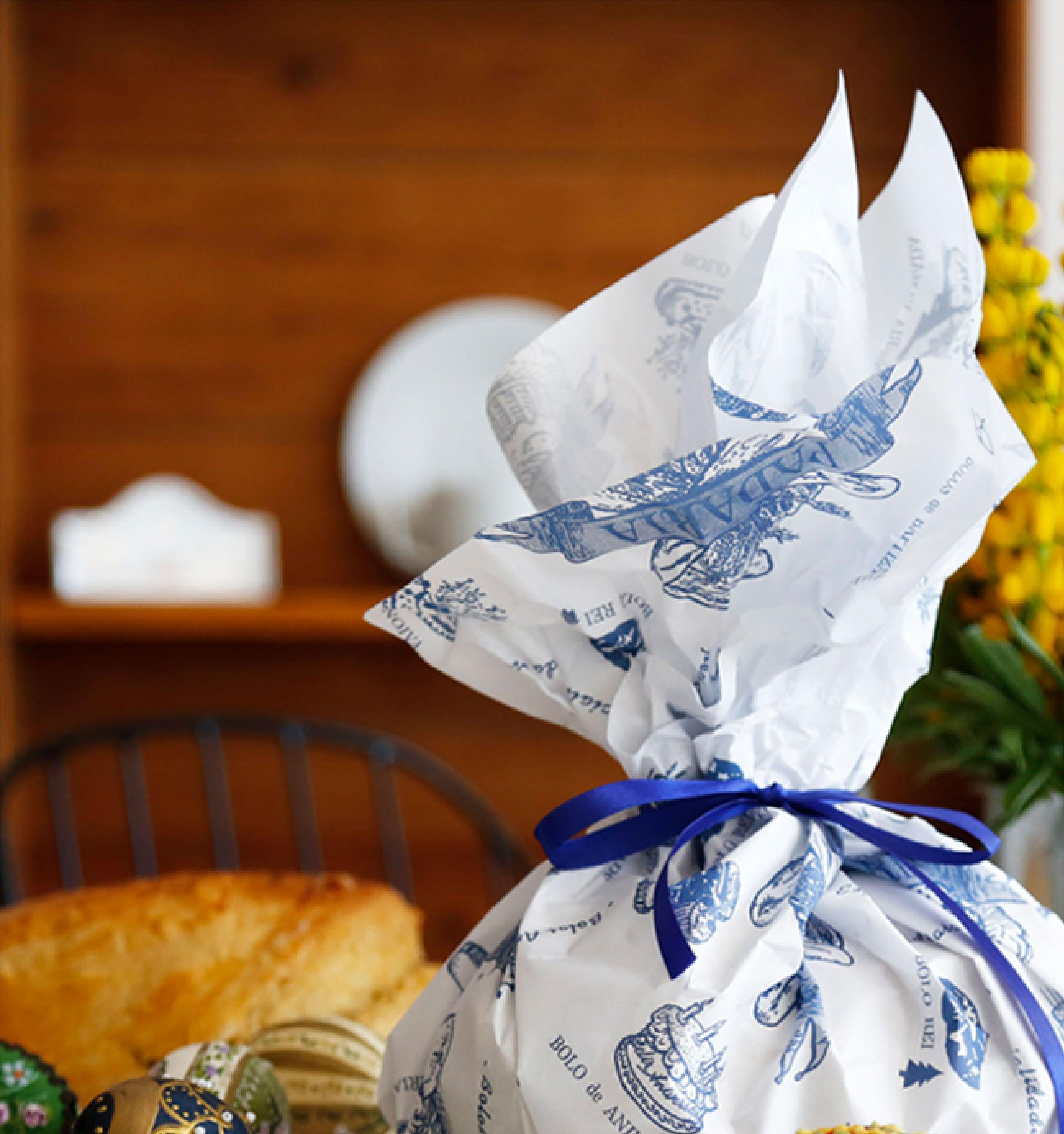 Rouleaux de Papier Kraft, Couché et Anti-Graisse